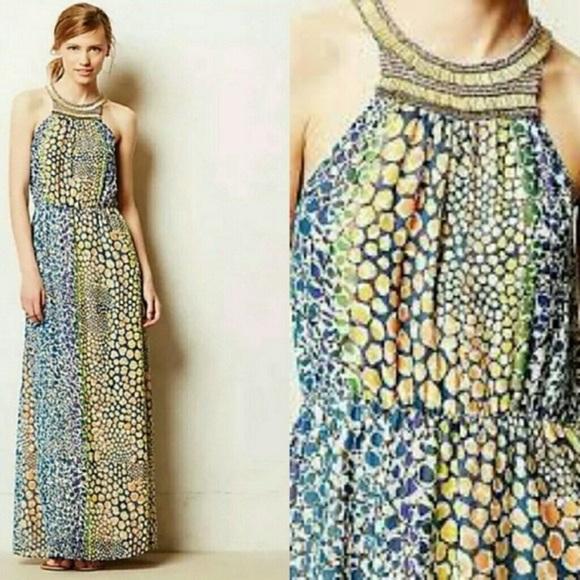 Anthropologie Dresses & Skirts - Anthropologie Maxi Dress- HD in Paris